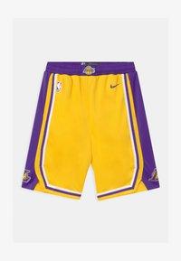 Nike Performance - NBA LA LAKERS BOYS ICON SWINGMAN - Club wear - amarillo - 0