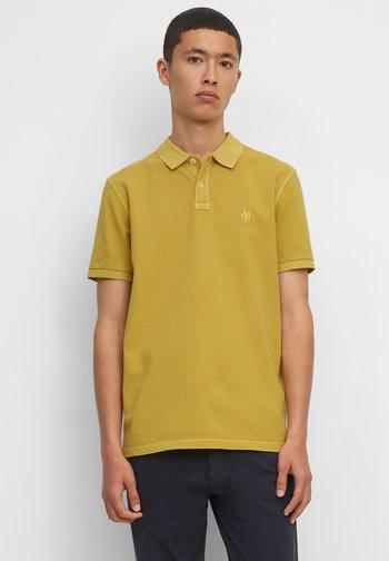 Polo shirt - renaissance gold