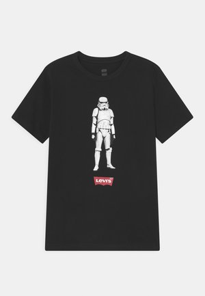 STAR WARS STORM TROOPER UNISEX - Print T-shirt - black