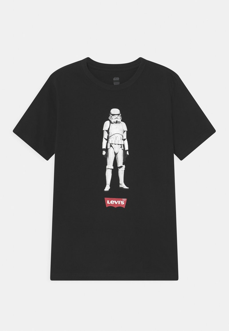 Levi's® - STAR WARS STORM TROOPER UNISEX - T-shirt print - black