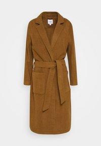 Saint Tropez - CLARASZ COAT - Zimní kabát - thrush - 0