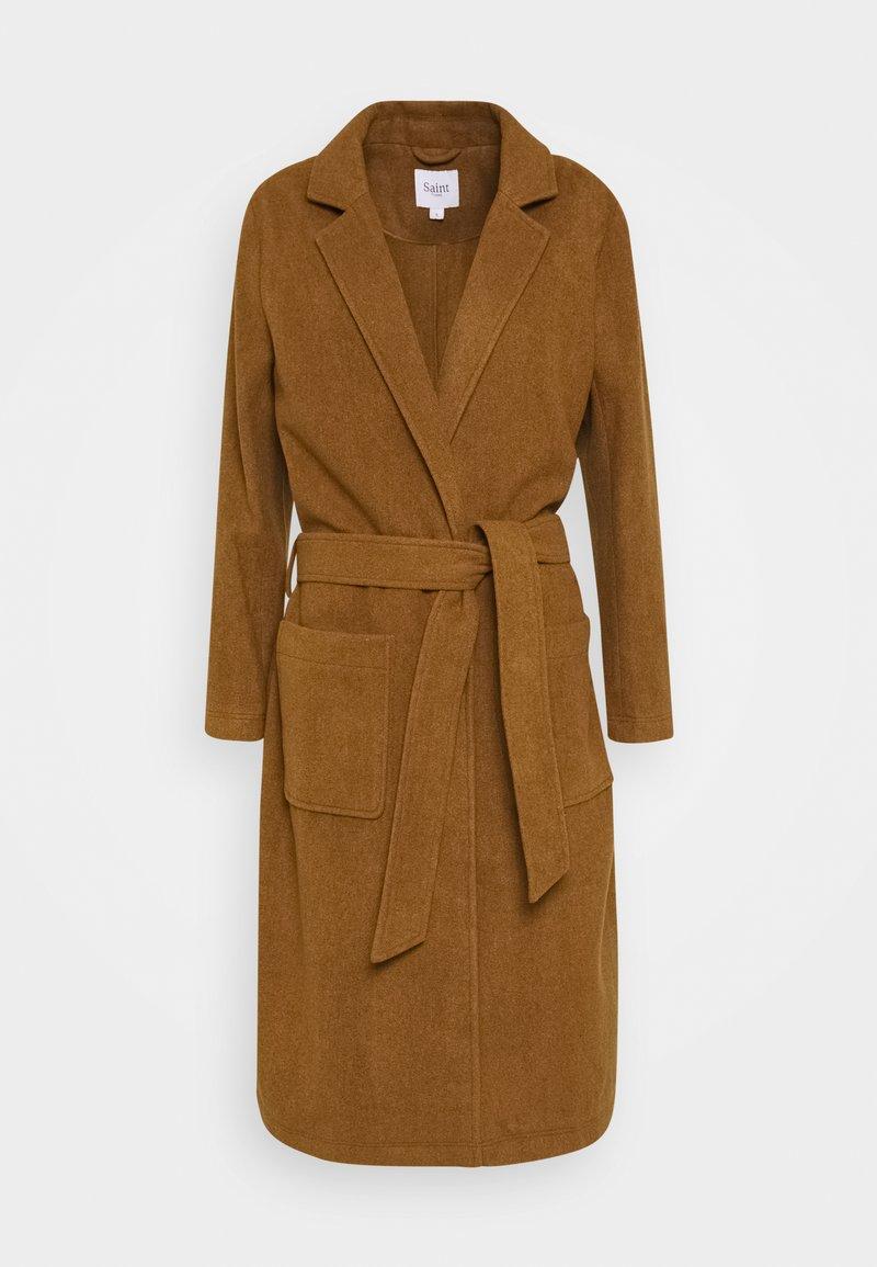 Saint Tropez - CLARASZ COAT - Zimní kabát - thrush