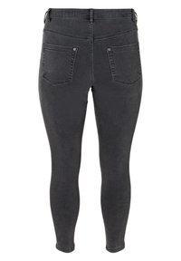 Zizzi - Slim fit jeans - grey - 3