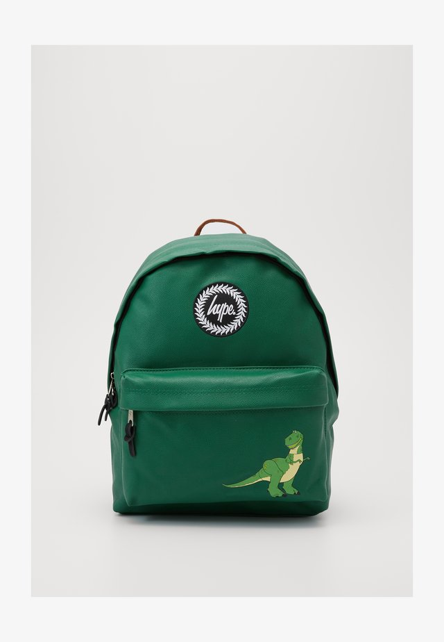 DISNEY REX DINOSAUR BACKPACK - Ryggsekk - green