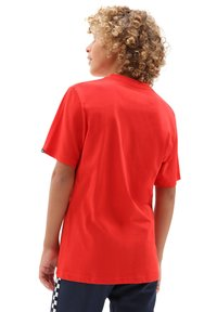 Vans - BY OTW REPEAT SS - Print T-shirt - high risk red - 1