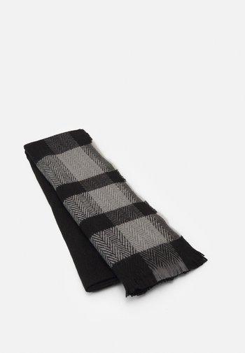Sciarpa - black/grey