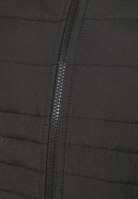 Regatta - PEMBLE HYBRID - Fleece jacket - black - 2