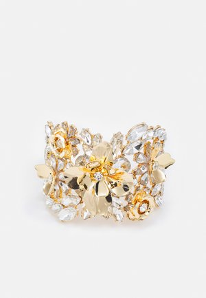 ETHEIMA - Pulsera - clear/gold-coloured