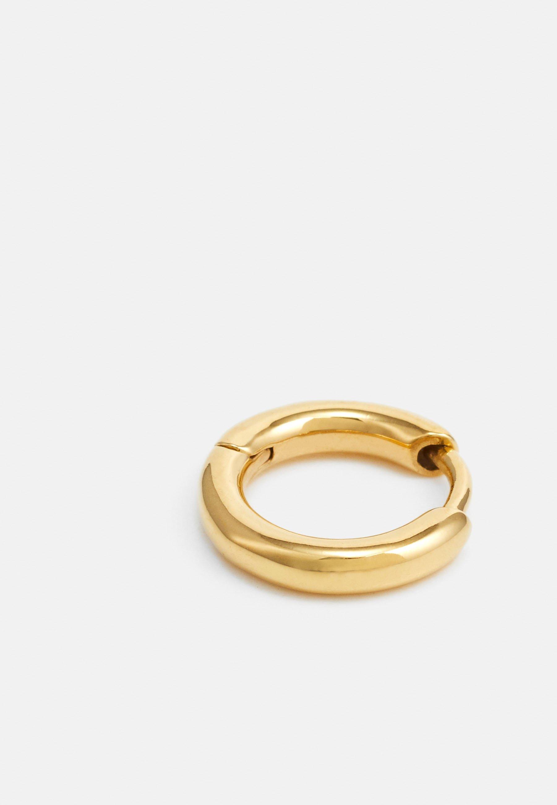 100% Guaranteed Shop For Accessories Maria Black MARCO HUGGIE Earrings gold-coloured FAq8E9tOt ZWy1I2oBh