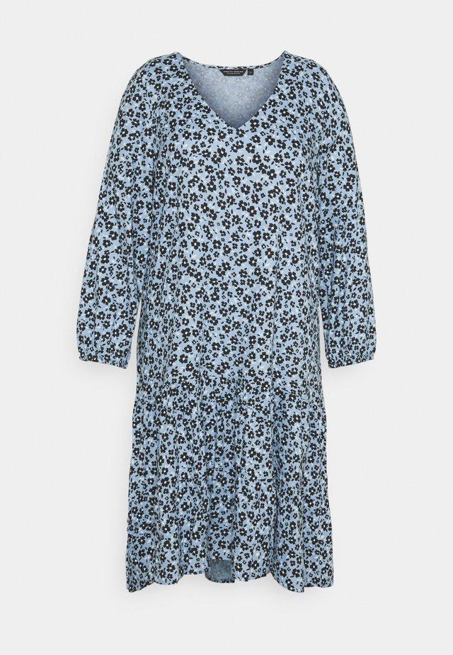 SMOCK DRESS - Vestito estivo - multi