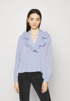 MARIAN - Blouse - blue dot