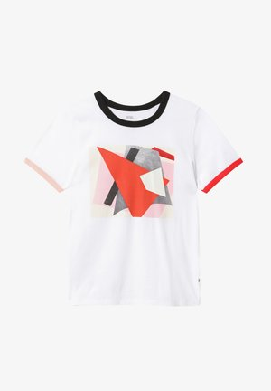 WM X MOMA POPOVA TEE - Print T-shirt - (moma) lyubov popova