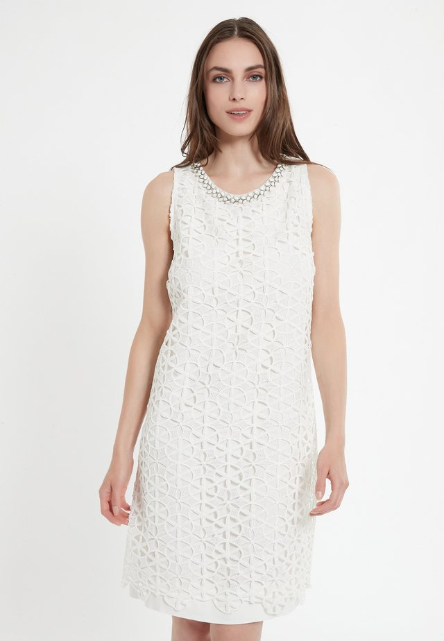 CABI - Korte jurk - weiß