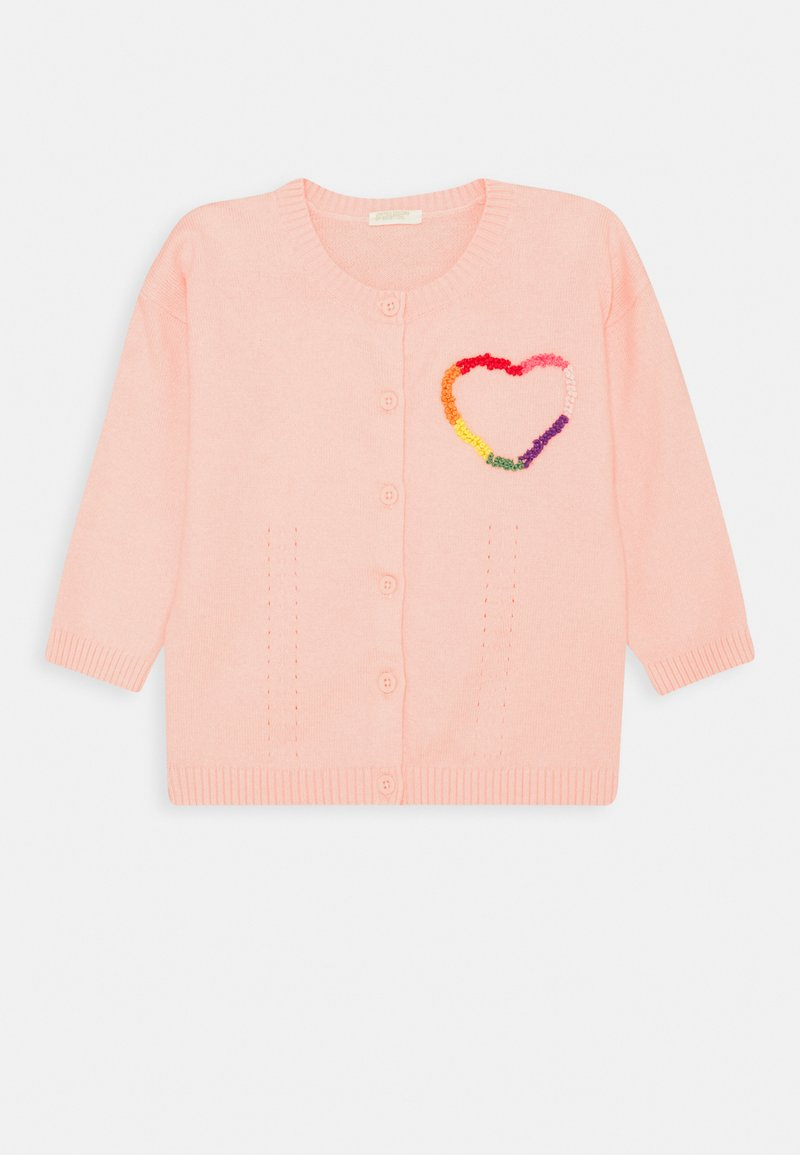 Benetton - Cardigan - pink