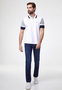 Pierre Cardin - FUTUREFLEX LYON  - Jeans Tapered Fit - dark blue - 1