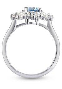 Swarovski - Ring - silber - 3