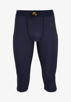 3/4 sports trousers - navy blue