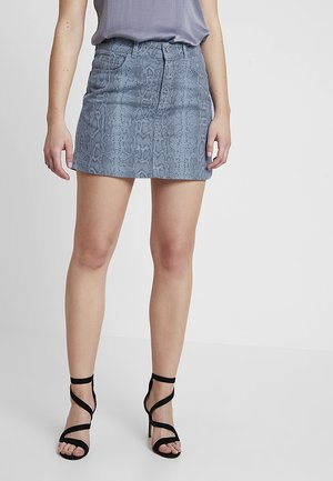 A-line skirt - dark grey