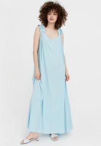 Finn Flare - Maxi dress - light blue - 0