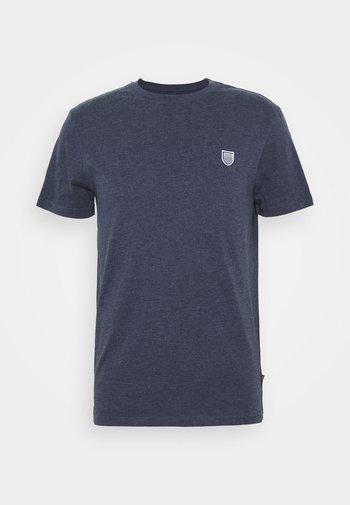 Jednoduché triko - dark blue
