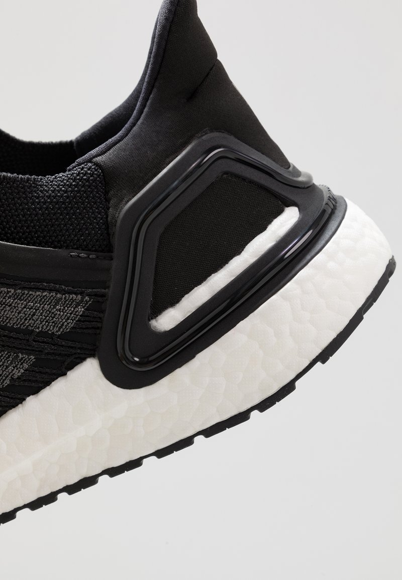 Huelga casamentero Desacuerdo  adidas Performance ULTRABOOST 20 PRIMEKNIT RUNNING SHOES - Neutral running  shoes - core black/night metallic/footwear white/black - Zalando.co.uk