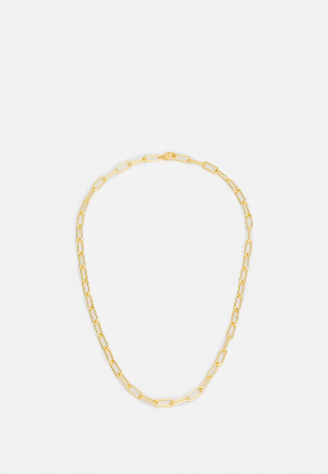 LINK SMALL NECKLACE - Collana - gold-coloured