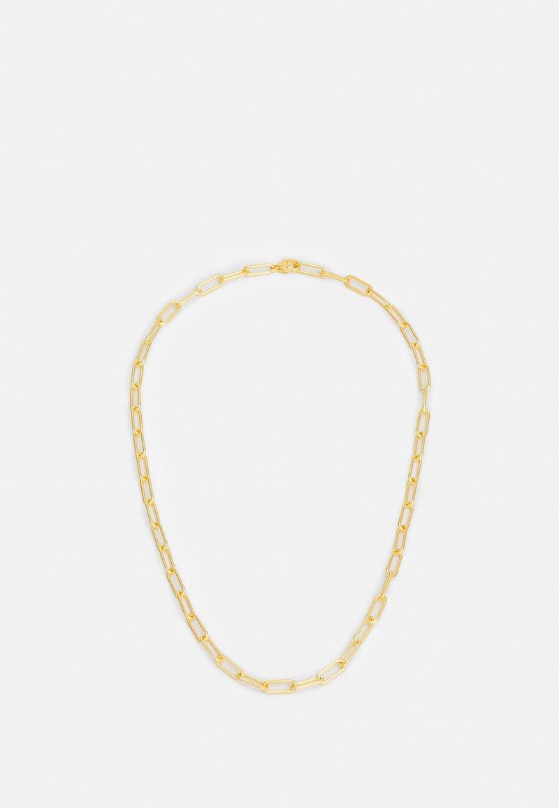 Julie Sandlau - LINK SMALL NECKLACE - Collier - gold-coloured