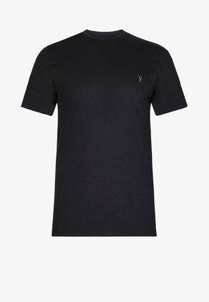 BRACE - Basic T-shirt - jet black