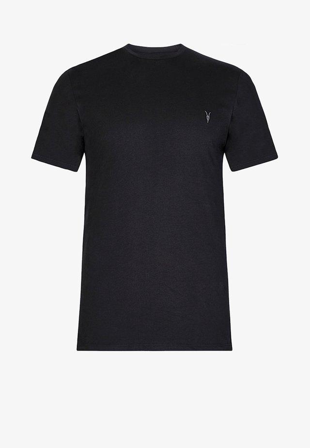 BRACE - T-shirt basic - jet black
