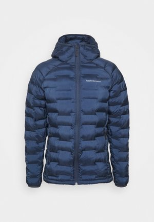 ARGON HOOD - Veste d'hiver - blue shadow