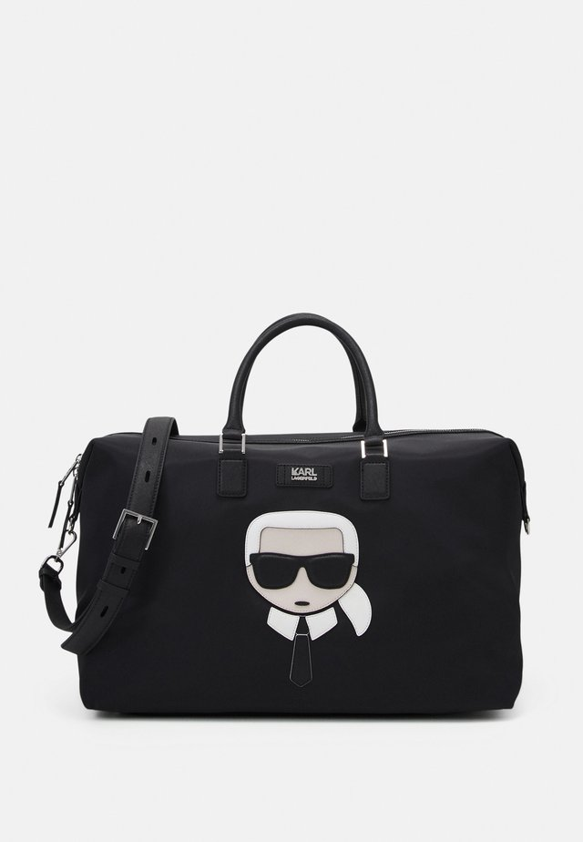 IKONIK WEEKENDER - Weekend bag - black