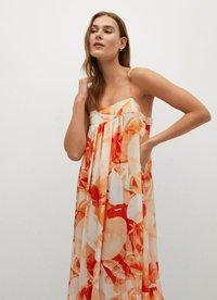 Mango - Day dress - orange - 3