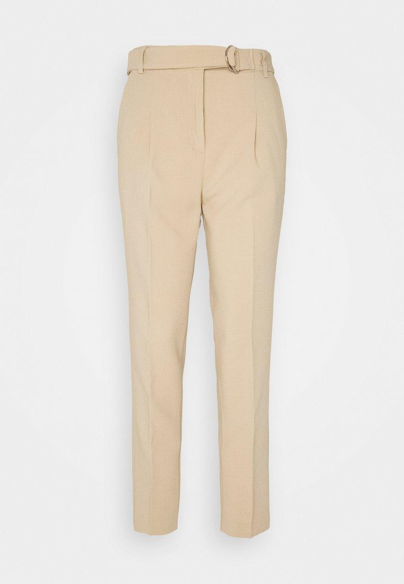 Benetton - TROUSERS - Trousers - beige