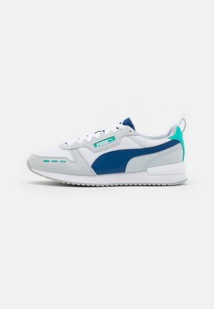 R78 Unisex - Trainers - white/limoges/glacial blue