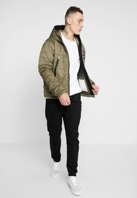 Replay Sportlab - Winter jacket - khaki - 1