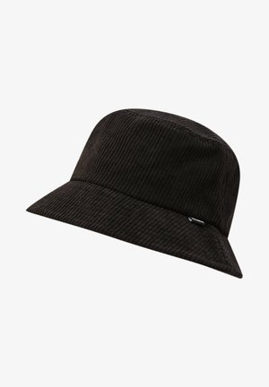Hat - mottled black