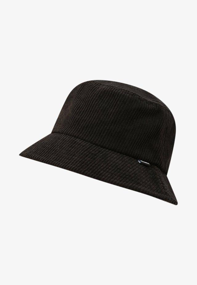 Hoed - mottled black