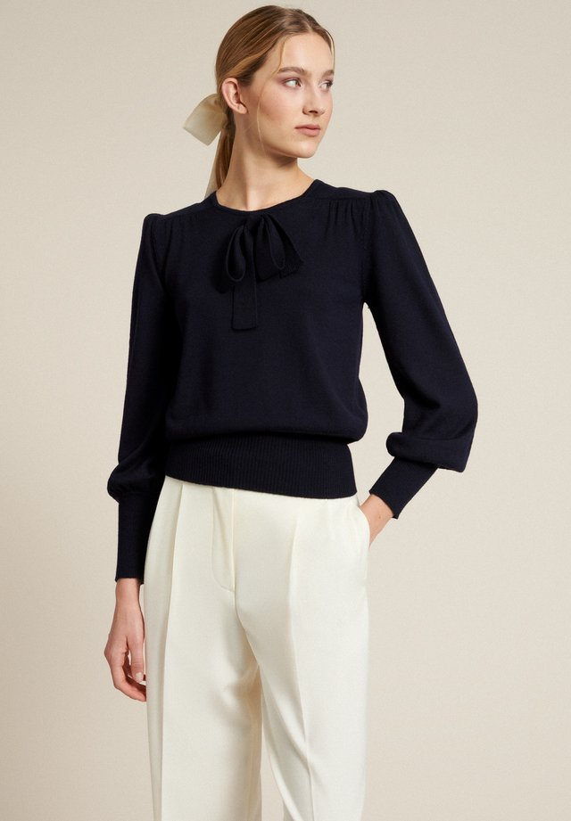 MONNALISA - Pullover - blu