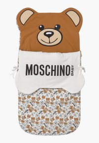 MOSCHINO - BABY NEST - Footmuff - cloud - 0