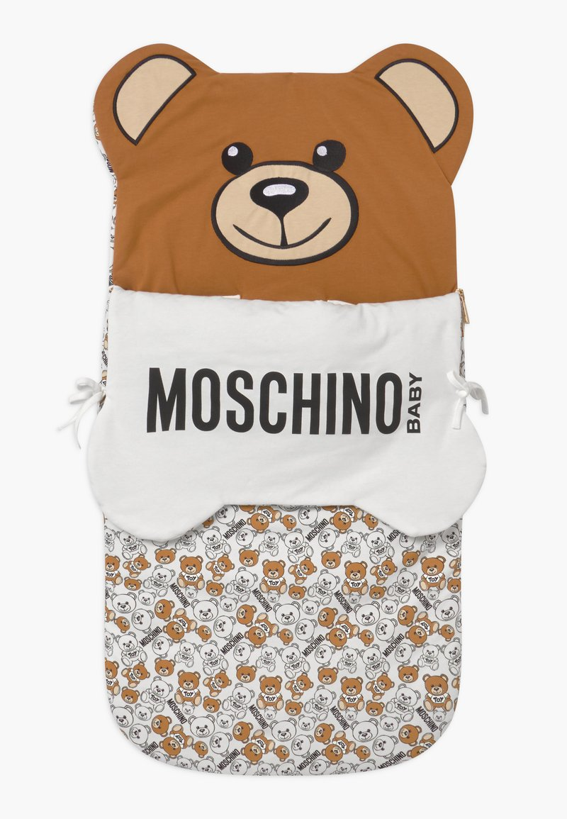MOSCHINO - BABY NEST - Footmuff - cloud