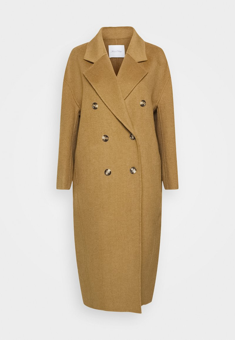 American Vintage - DADOULOVE - Classic coat - marmotte