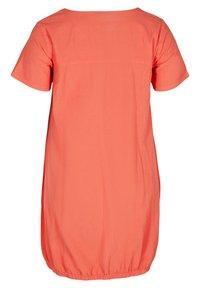 Zizzi - Day dress - hot coral - 1