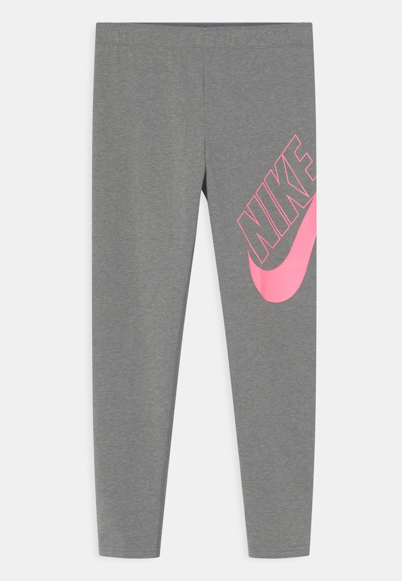 Nike Sportswear - FAVORITES - Legíny - carbon heather