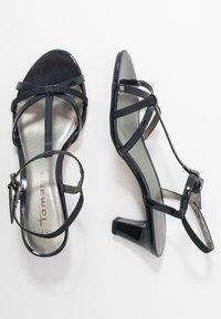 Tamaris - Sandals - navy - 3