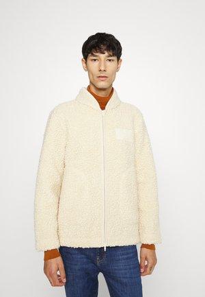 MORTEN - Light jacket - creme