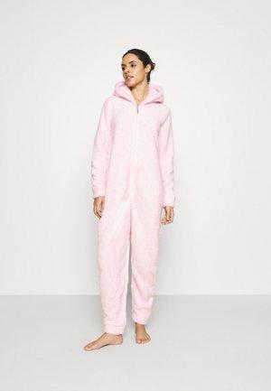 BUNNY ONESIE - Pyjamas - pink