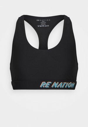 RESILIENCE SPORTS BRA - Sujetador deportivo - black