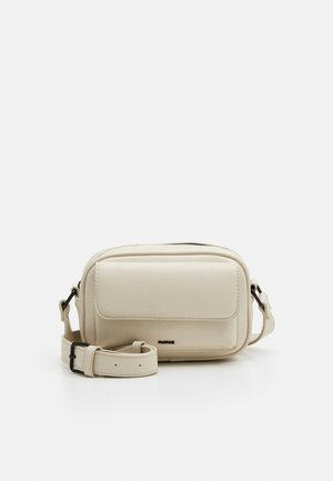 CROSSBODY BAG JASMINE - Schoudertas - ecru