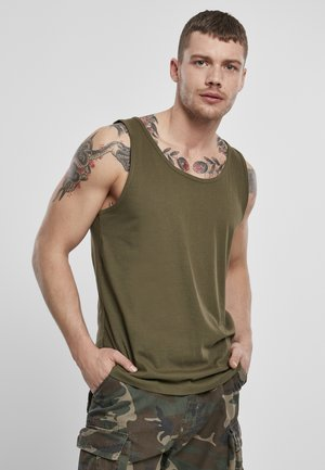 Top - olive