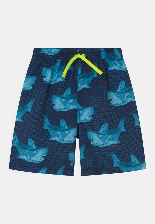 PETER  - Badeshorts - blue